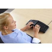 Goldtouch Vertikal - Tastatur QWERTZ Layout
